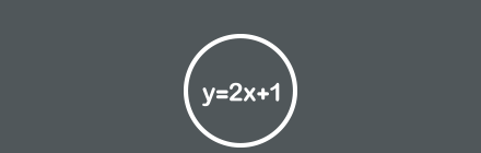 Math equation icon