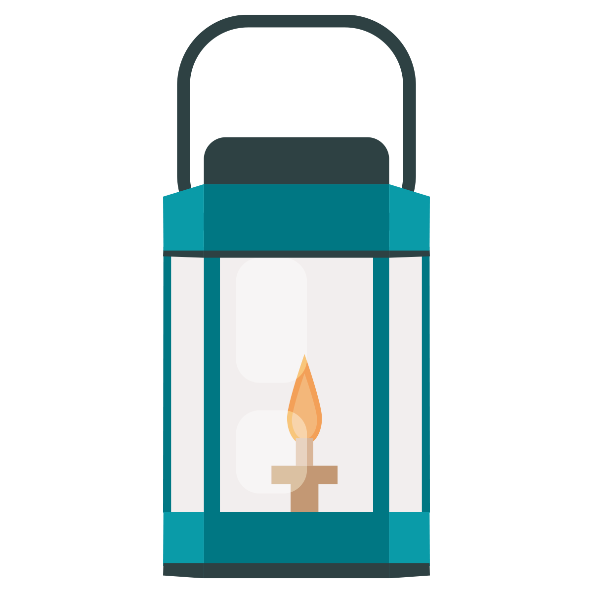 Lantern Pictogram