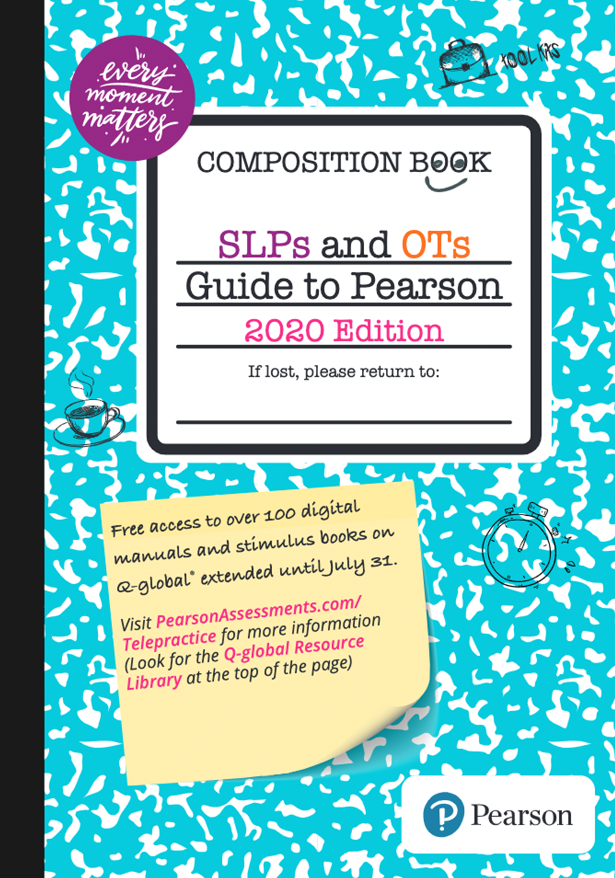 SLPs and OTs Guide to Pearson