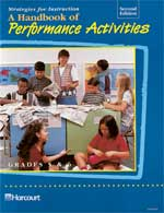 Strategies for Instruction: A Handbook of Performance Activities, Second Edition