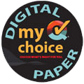 Digital or paper? Your choice