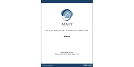 MAPI Manual Cover
