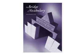 Bridge of Vocabulary Manual