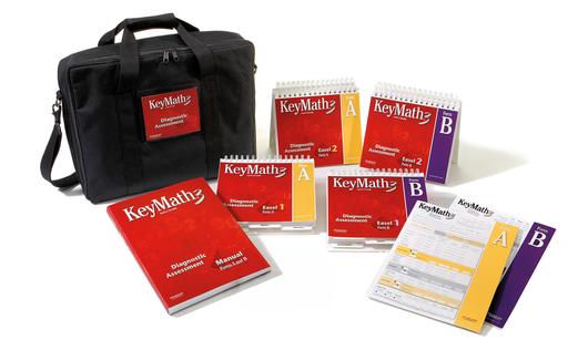 Keymath 3 Diagnostic Assessment Keymath 3 Da Product Details