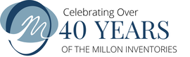 Millon 40 Years Anniversary