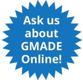 Ask us about GMADE Online