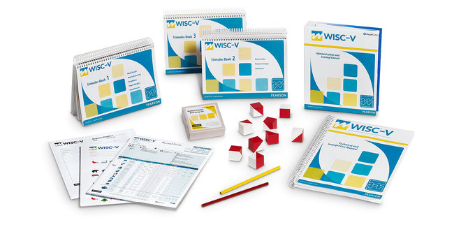 WISC-V Wechsler Intelligence Scale for Children - Fifth Ed